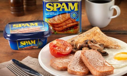 Spam fry up 500x300 - How to recognise spam guest blog post requests