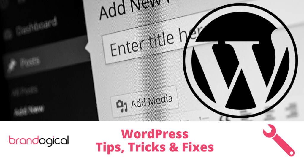 WordPress Tips Tricks Fixes 1024x536 - How to fix WordPress when it gets stuck in maintenance mode.