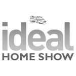 idealhomeshow 150x150 greyscale - WordPress Web Design